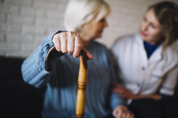 Условия проживания в доме престарелых в Ростове-на-Дону