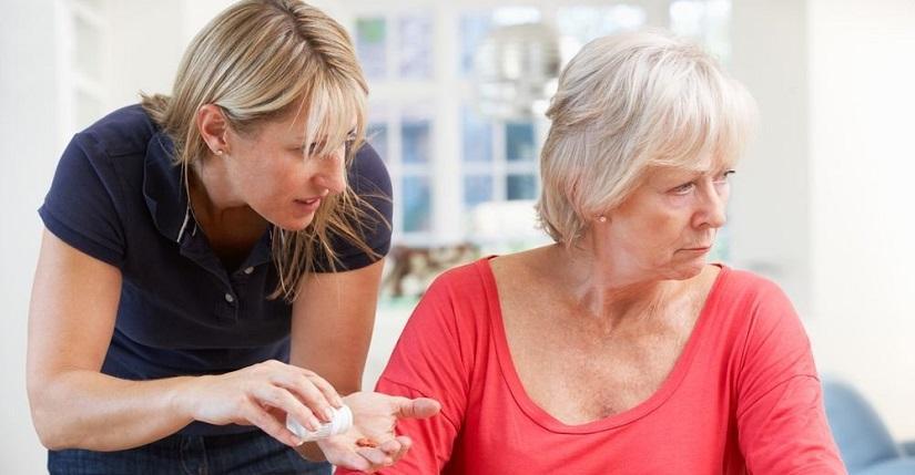 Причины неврозов у пожилых людей